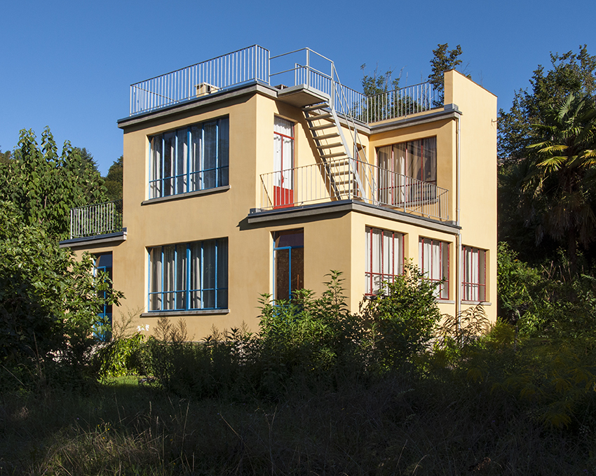 Casa Sciaredo, Foto: Jachen Könz