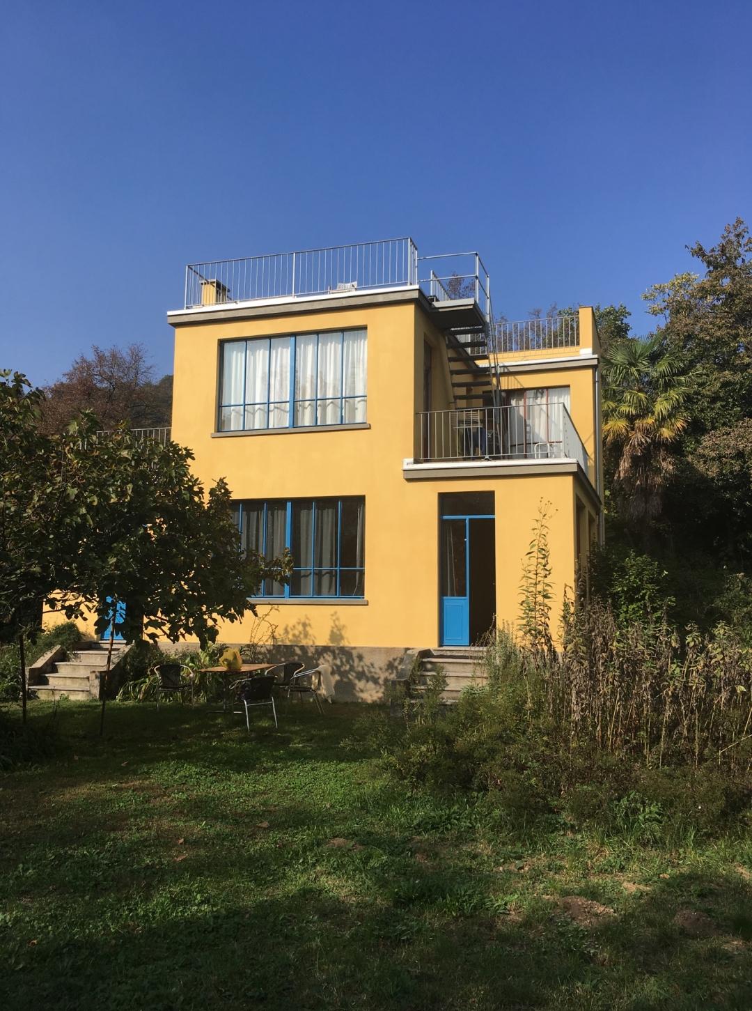 Casa Sciaredo, Foto: Bernard Christe